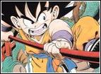 Non è una tecnica, ma il bastone allungabile che Goku ha nella prima serie di Dragon Ball. Goku lo ha ricevuto dal vecchio Son Gohan ma il Nyoi-Bo ha una lunga storia: si tratta dell'unica cosa che univa il Palazzo di Dio alla Terra partendo dalla Torre di Karin. Lo stesso Maestro Karin lo aveva prestato molto tempo prima a Muten e questi lo aveva donato a Son Gohan, nonno di Goku. Dopo aver sconfitto il Grande Mago Piccolo, Goku lo userà per raggiungere il Palazzo di Dio: inserirà un'estremità del bastone in un foro in cima al Santuario di Karin e gli ordinerà di allungarsi fino a raggiungere un buco situato al di sotto del Palazzo di Dio. Sebbene qualcuno sostenga che il bastone possa allungarsi fino ad una certa misura, in realtà non è mai stato detto che abbia un limite.