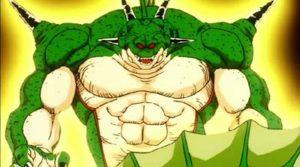 Polunga é il Dio Drago originario del pianeta Namek, a confronto del Drago della terra Polunga inizialmente sembra più forte visto che può esaudire 3 desideri anziché di uno. In più confrontando i due Draghi Polunga è molto più grosso di statura ed é in grado di far resuscitare tutte le volte che vuole anche la stessa persona, inveche Shenron solo una volta. Le sfere da recuperare per evocare il Dio Drago di Namek sono molto più grosse e non sono sparse sul Pianeta ma vengono custodite dai vari capi villaggi del pianeta.
