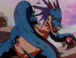 È il drago della settima sfera (Chishinchu), ha il potere di creare forti terremoti. Chishinlon è nato dal desiderio che tornassero in vita le persone morte dal 25° Torneo Tenkaichi.