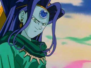 Ecco come si presenta Ryushinlon agli occhi dei nostri eroi... la bella principessa Otohime! Usa come scudo un tornado è può respingere qualsiasi attacco.
