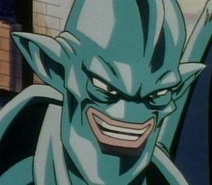 Sanshilon (Sanshinchu) è il drago della terza sfera, usa poteri di ghiacco e viene sconfitto da Son Goku Super Saiyan di quarto livello. È dotato della capacità di controllare l'aria fredda. È nato quando le sfere del Drago hanno cancellato il ricordo di Majin Buu. È il fratello di Sushinlon.