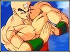 Tecnica speciale di Tenshinan che unisce le mani alle estremità e le scosta al centro, inquadrando tra gli indici ed i pollici il suo bersaglio, che poi colpisce lanciando un potente attacco d'energia.