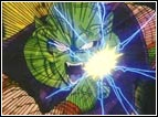 Tecnica speciale di Piccolo all'inizio della serie Z, inizialmente creata per distruggere Goku ma alla fine Piccolo la usa per la prima volta per uccidere il fratello di Goku. Colpo potentissimo, però serve molto concentrazione e tempo per crearlo e poi lanciarlo verso il nemico.