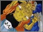 È la tecnica che usa Babody per teletrasportare le persone da un luogo all'altro, la usa anche quando Goku e Vegeta si scontreranno nella saga di Majin Buu.