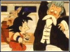 """È il """"Colpo dell'ubriaco"""" o """"Colpo dello sbevazzone"""". Chi usa questa tecnica vacilla intorno all'avversario come se fosse ubriaco e lo attacca quando meno se l'aspetta. Il Maestro Muten, nelle vesti di Jackie Chun, la usa al 21° Tenkaichi contro Goku che ricorda come fosse la tecnica preferita di suo nonno."""
