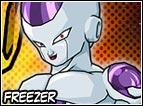 Freezer é un nemico che i nostri amici incontreranno sul pianeta Namek, in quel momento della storia il nemico più potente di tutta la serie animata. Ha la possibilità di trasformarsi in diversi stadi, ogni trasformazione che fa incrementa tantissimo la sua potenza. Solamente Goku Super Saiyan riuscirà a fare qualcosa contro di lui, anche se poi verrà sconfitto da qualcun'altro.