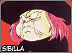 """Sorella del Maestro Muten, nella serie animata italiana viene chiamata """"Baba"""", il suo nome originario giapponese invece é vecchia Sibilla."""