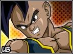 E' la reincarnazione di Majin Buu, prima che Goku disintegrava Majin Buu espresse un desiderio, se in qualche modo Buu dovesse rinascere che il potere dello stesso Buu andasse ad una persona buona, e così che è nato Ub. Alla fine del Torneo Tenkaichi della serie Z Goku prenderà in consegna Ub per allenarlo e farlo diventare il suo erede. Ci riuscirà?