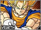 Fusione nata tra Goku e Vegeta grazie agli orecchini Potara, una volta che la fusione é stata completata non é possibile staccarsi più, in questo caso Goku e Vegeta riusciranno a dividersi grazie all'aiuto di Majin Buu, una volta che si saranno introffulati nel suo corpo, grazie all'atmosfera acida che c'era dentro il corpo di Buu la fusione verrà annullata automaticamente.Vegeth é il guerriero più forte della serie Z.