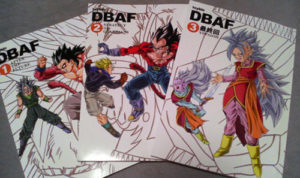 dragon ball af cover