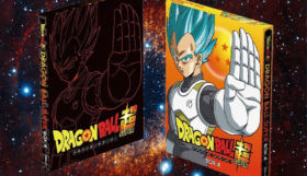 Dragon Ball Super Box 4 Bluray