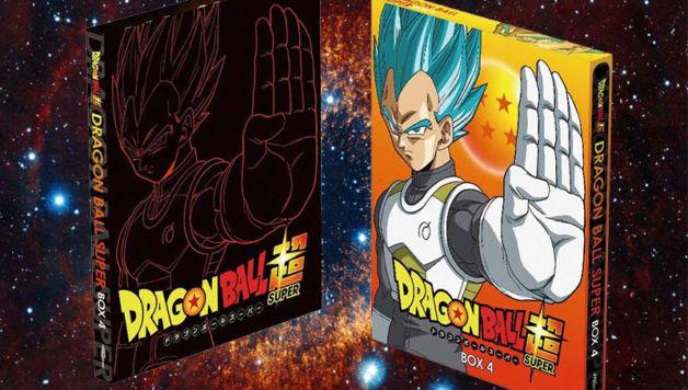Dragon Ball Super Box 4 Bluray