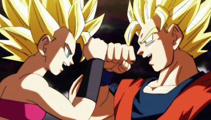 Dragon Ball Super episodio 100