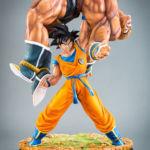 Goku VS Nappa - Tsume -