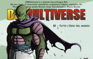 Dragon Ball Multiverse 58