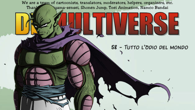 Dragon Ball Multiverse 58