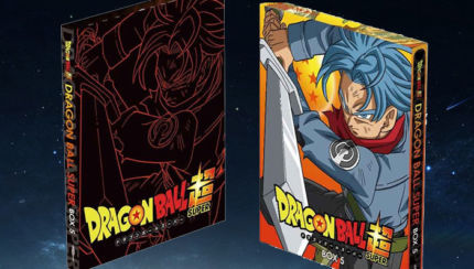 Dragon Ball Super Box 5 Bluray