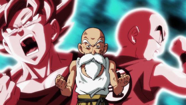 Dragon Ball Super episodi 103, 104 e 105