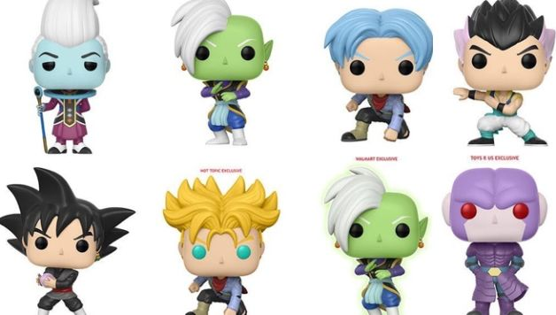 Dragon Ball Super Funko Pop