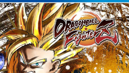 dragon ball fighter Z copertina