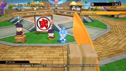 DB FighterZ: problemi legati al ring match