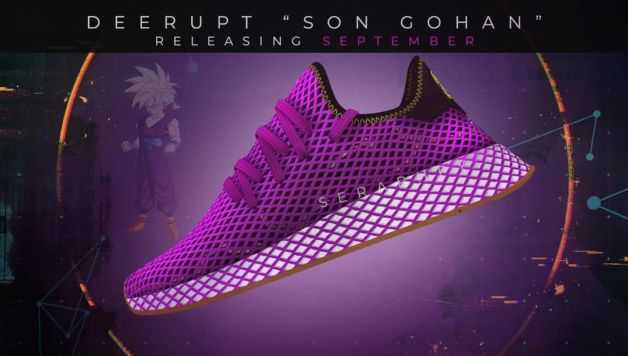 Vegeta E Adidas Ball Scarpe Goku Gohan Le X Di Dragon Svelate qzExw8d6q