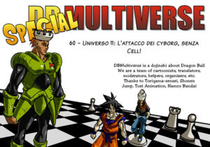 Dragon Ball Multiverse Capitolo 60