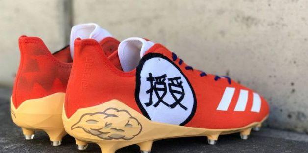 Dragon Ball e Adidas