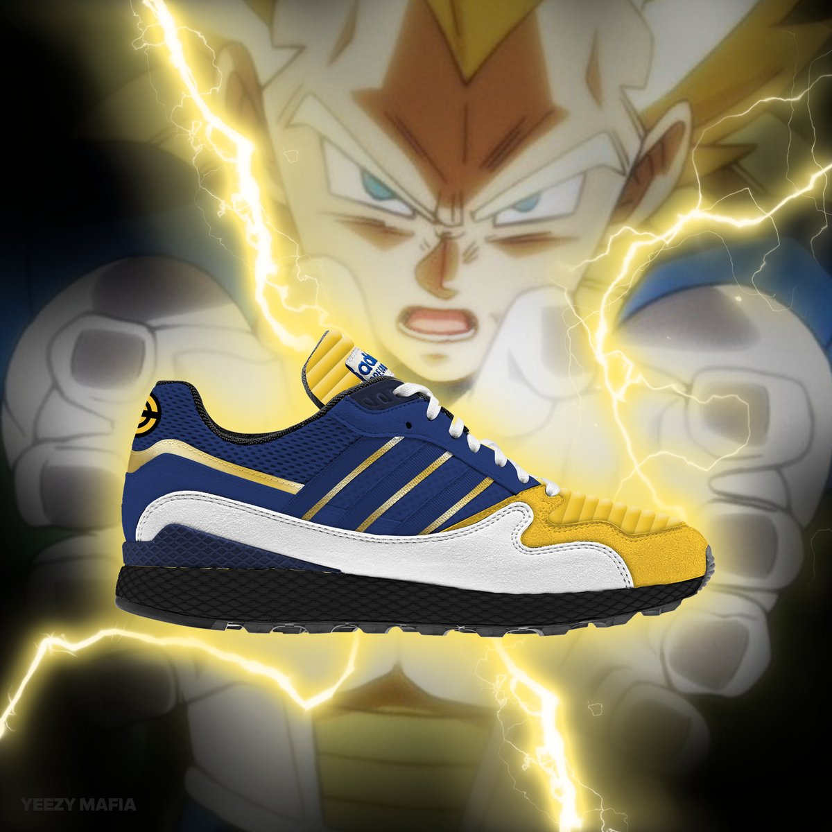 Dragon Ball x Adidas
