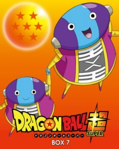 Dragon Ball Super Box 7 Bluray