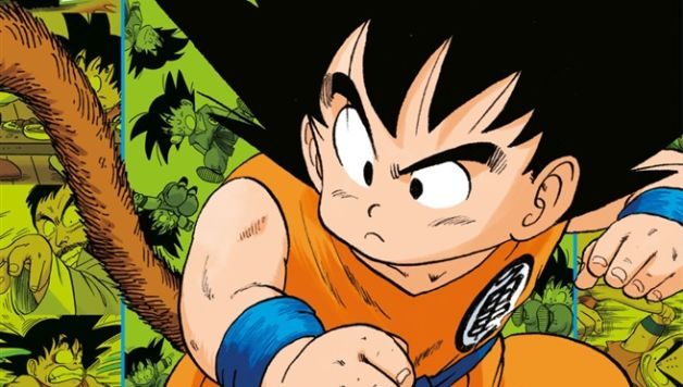dragon ball full color volume 3