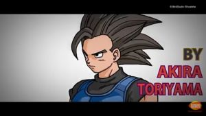 dragon ball legends akira toriyama character design