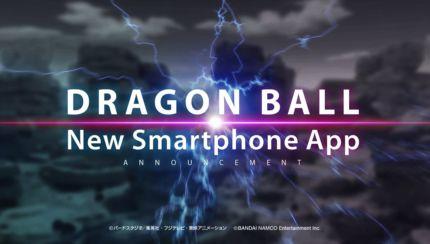 dragonball new smartphone app