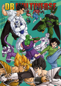 Dragon Ball Multiverse Capitolo 61