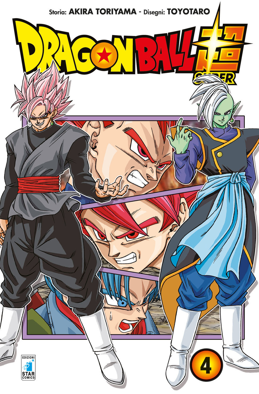 dragon ball super volume 4