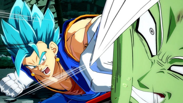 dragon ball fighter z secondo dlc
