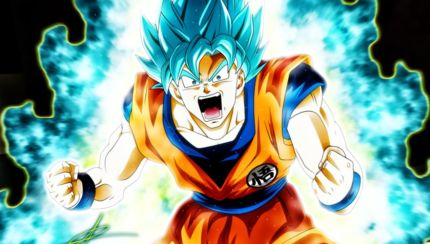 dragon ball super son goku