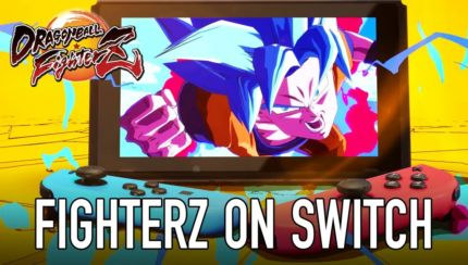 DB FighterZ, a settembre arriva la versione per Nintendo Switch