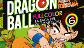 Dragon Ball Fullcolor Volume 6
