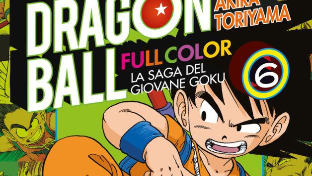 Dragon Ball Fullcolor Volume 6