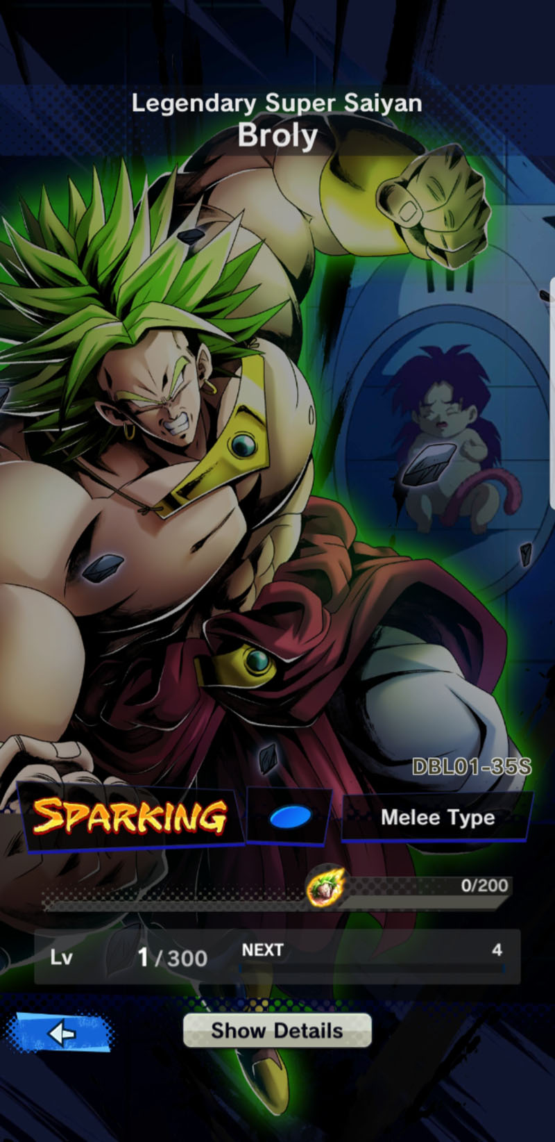 Dragon Ball Legends, arriva Broly Super Saiyan
