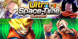 dragon ball legends ultra space time summon 3