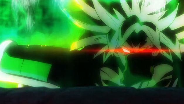 Dragon Ball Super: Broly, il nuovo trailer del film