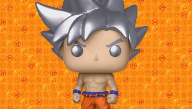 DB Super, annunciato un Funko Pop di Son Goku Ultra Istinto