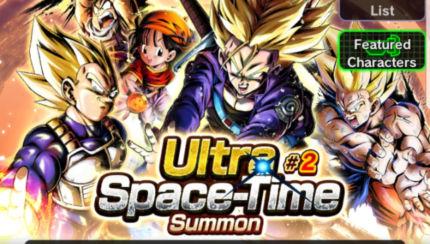 DB Legends, disponibili un nuovo Evento e una nuova Summon