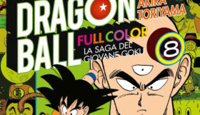 dragon ball fullcolor 8