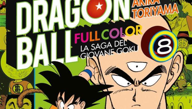 dragon ball fullcolor 8