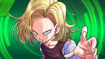 dragon ball legends androide 18 extreme