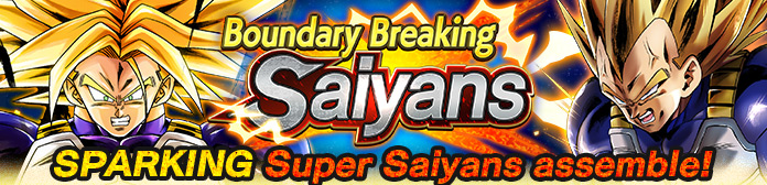 dragon ball legends boundary breaking saiyans