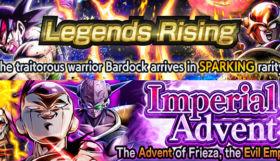 """DB Legends, al via la Summon """"Legends Rising"""" e il ritorno di """"Imperial Advent"""""""